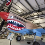 WarHawk at Fargo North Dakota Air Museum