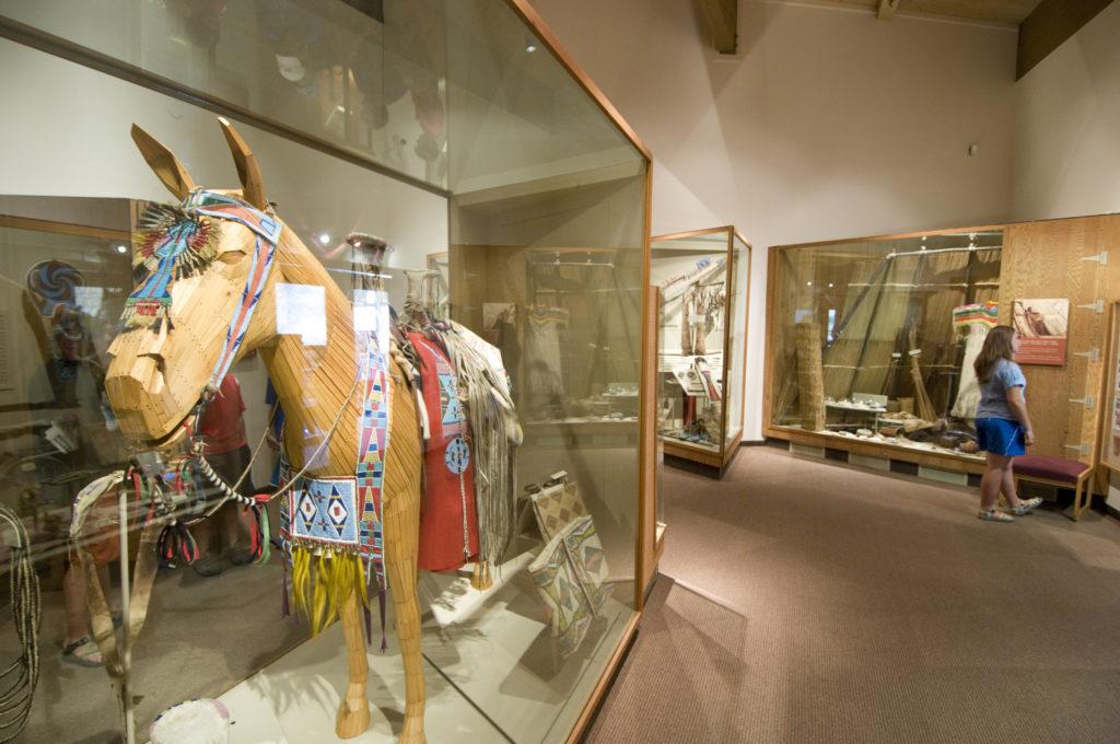 nez Perce Natl. Historical Park Visitors Centre