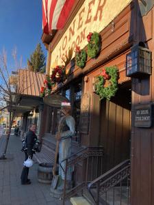The Pioneer Inn Sun Valley