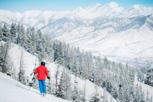Sun Valley Skiing